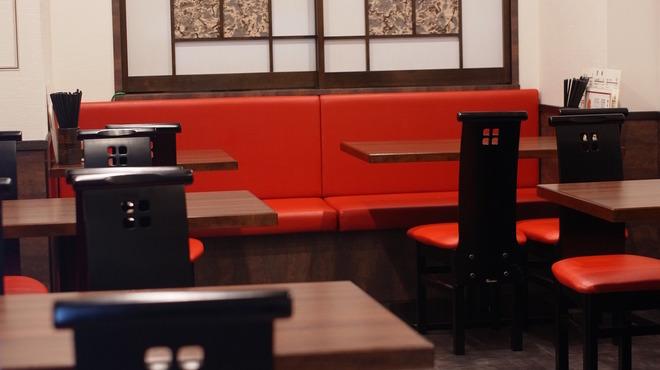 劉家荘 - 内観写真:2F 客室