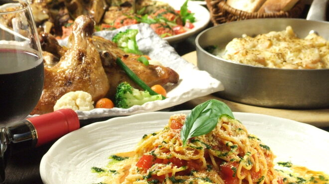 AZ DINING - メイン写真: