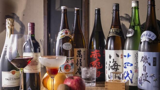 酒蔵BAKU - メイン写真: