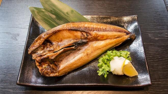 花膳 - 料理写真:『トロホッケ』980円(税抜)