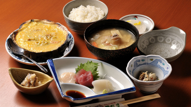 みちのく料理 西むら - 料理写真:縄文定食