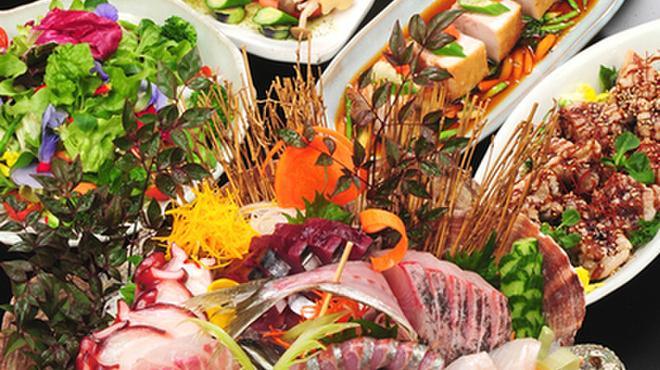 海蔵 - 料理写真:春_2000円コース