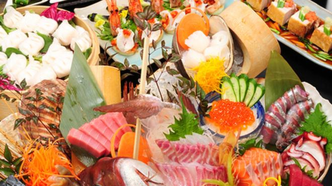 海蔵 - 料理写真:4000円コース