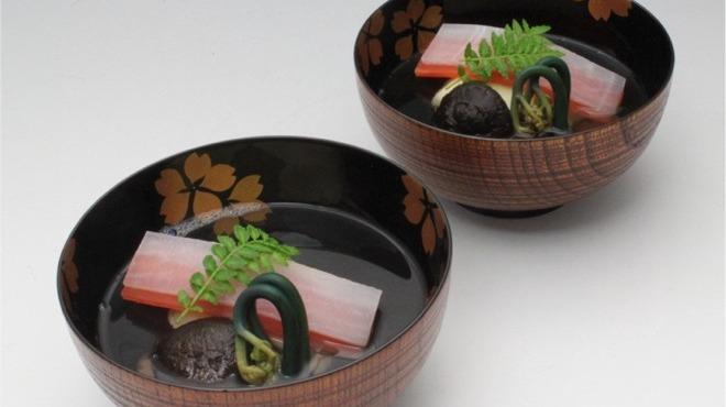 たん熊北店 - 料理写真:花見月会席