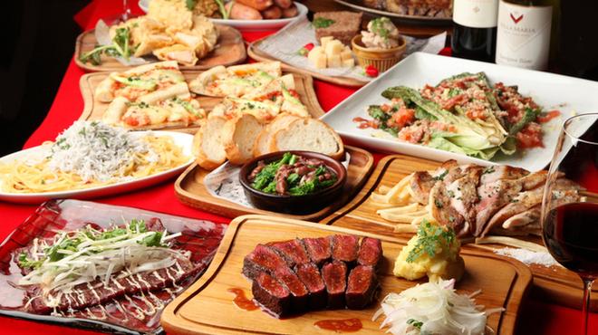 ベルサイユの豚 - 料理写真:スペシャルパーティーコース