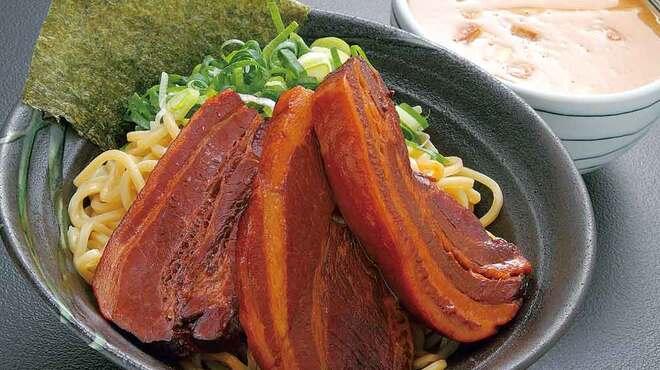 ぶしもりや めんめん - 料理写真:ぶしもり+角煮1,130円