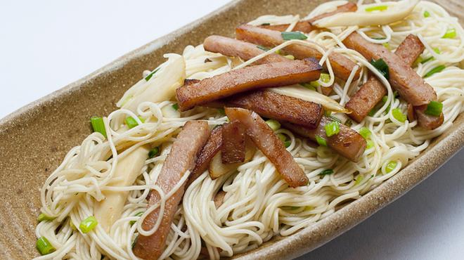 菜酒家FU-KU - 料理写真:ソーミンチャンプル
