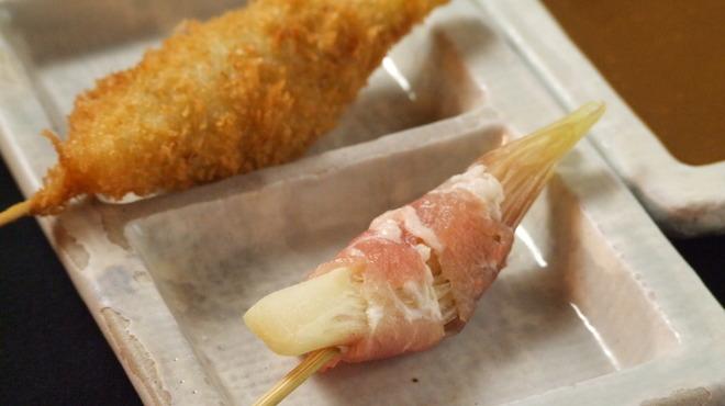 串かつ料理 活 - メイン写真: