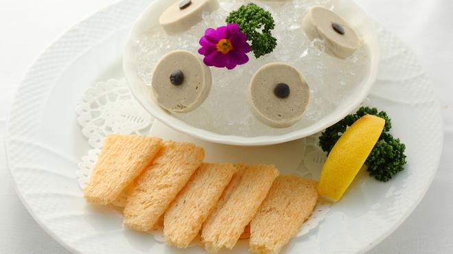 ヘルメスワインコーナー - 料理写真:洋風カニミソ バター