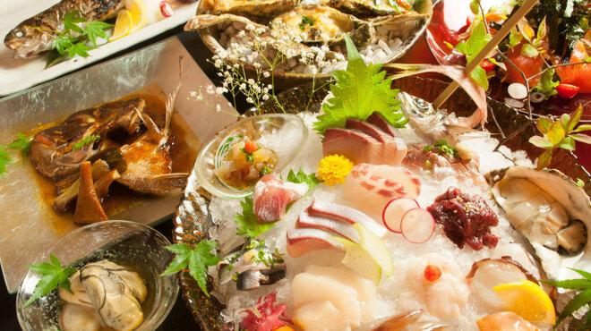 牡蠣ひよっこ商店 - 料理写真: