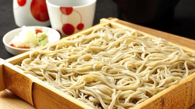蕎麦切 砥喜和 - メイン写真: