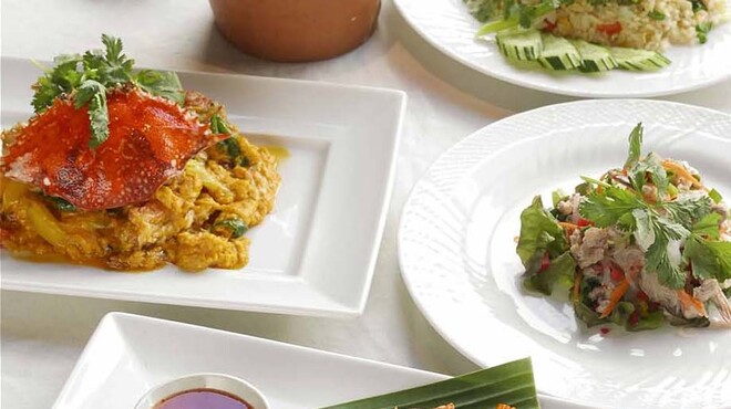 エラワン - 料理写真:タイ料理コース