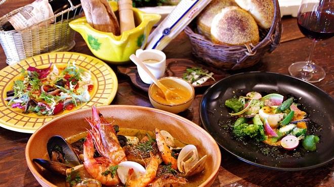 テオドーラ - 料理写真:ブイヤベースコース