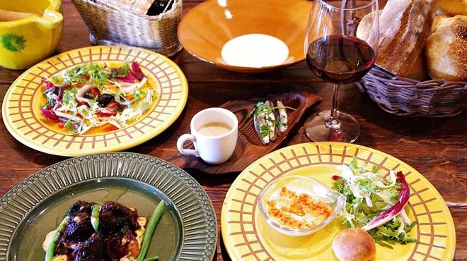 テオドーラ - 料理写真:テオドーラコース