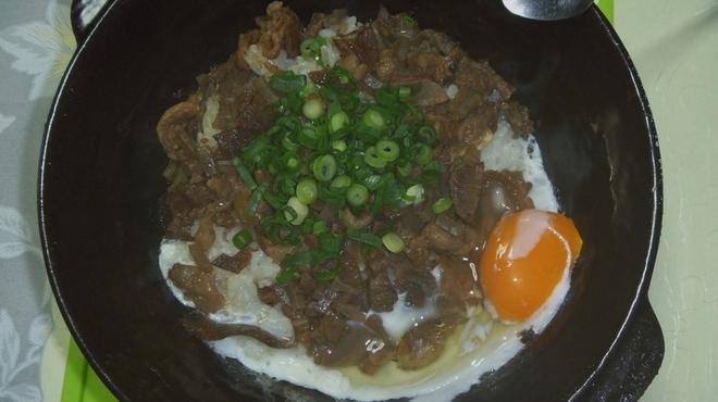 焼肉だるま - 料理写真:石焼ボッカケ人気NO1
