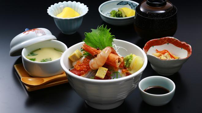 最上亭 - 料理写真: