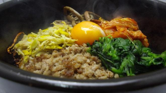 焼肉-kai - - 料理写真:ビビンバ