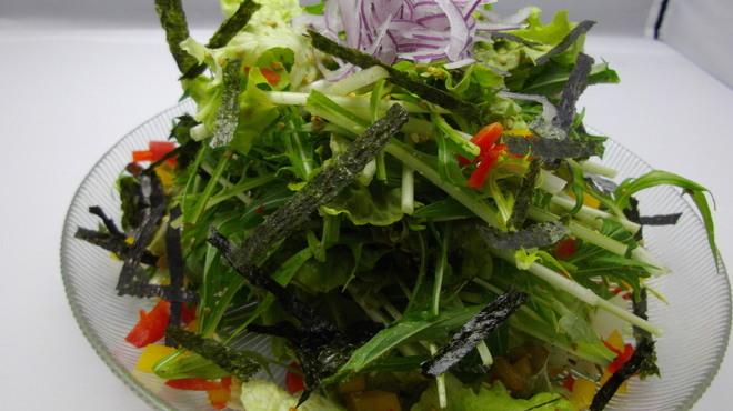 焼肉-kai - - 料理写真:ミックスサラダ