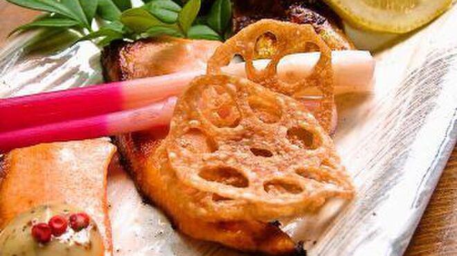 地球YA - 料理写真:焼き魚盛り合わせ