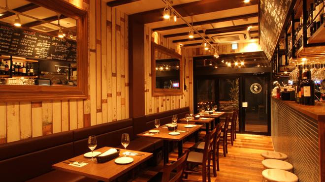 ワイン食堂ジーノ - メイン写真: