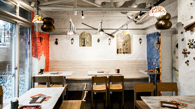 アールティーズ・インディアン・カフェ - メイン写真:
