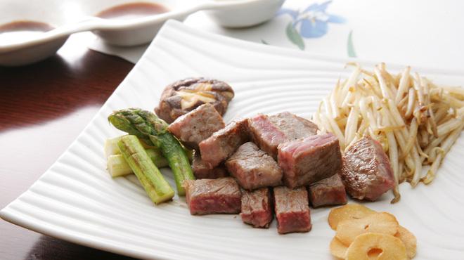 馨 - 料理写真:特選和牛サーロイン