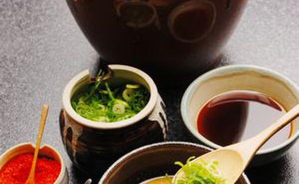 しゃぶ亭 - 料理写真:このタレ、本当においしいと思います。