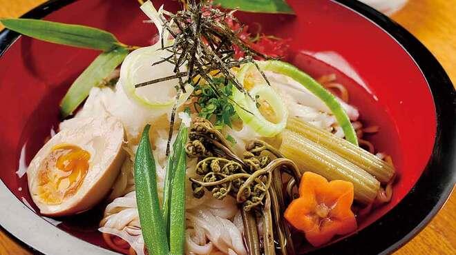 日本料理と蕎麦 冴沙 - 料理写真: