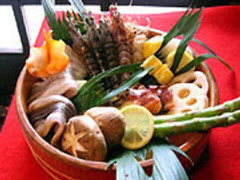 芦屋 天がゆ - 料理写真:旬の食材をお召し上がりください。