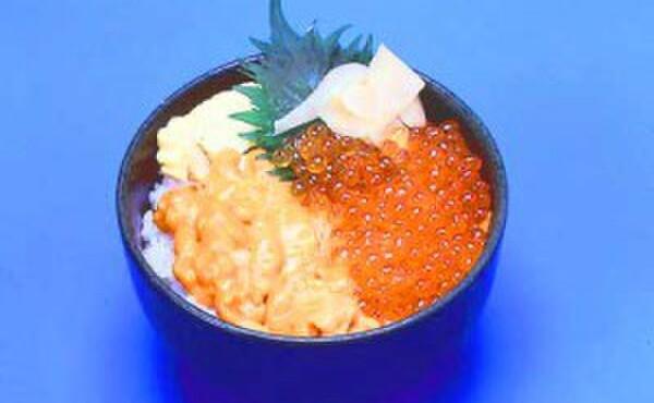 北の味心竹ちゃん - 料理写真:うにいくら丼