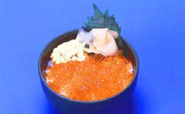 北の味心竹ちゃん - 料理写真:いくら丼