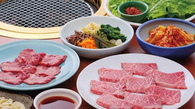 焼肉 晩餐館 - メイン写真: