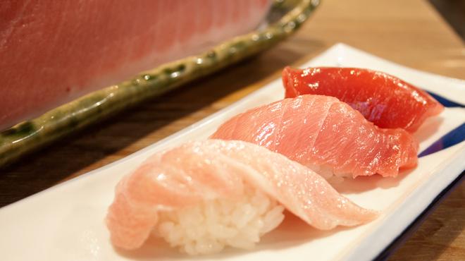 にぎり寿司・一品 まぐろ一徹 - メイン写真: