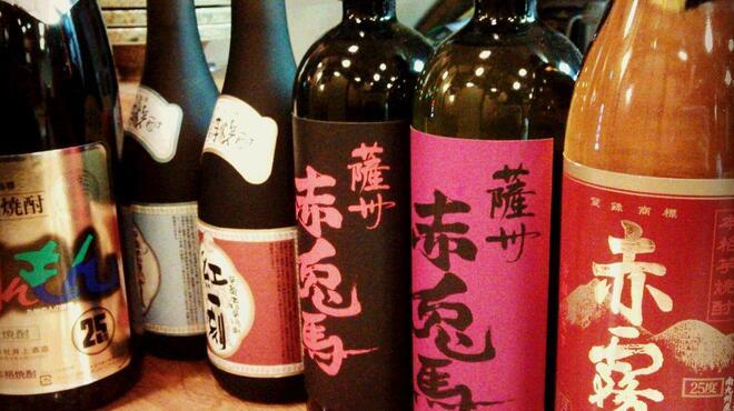海鮮料理 沖菜 - 料理写真:東北の地酒を多数ご用意しております。
