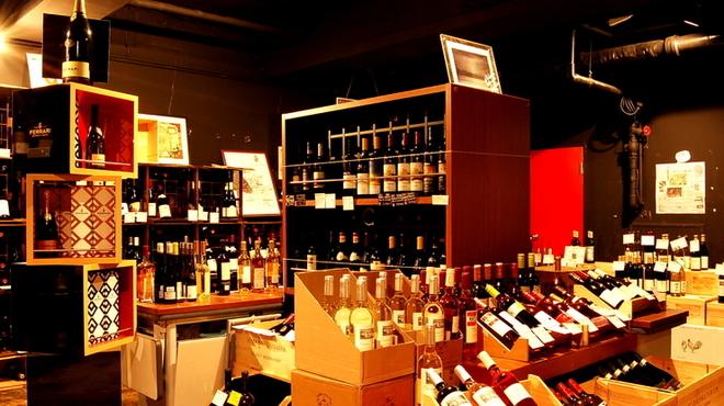 酒の大桝 wine-kan - メイン写真: