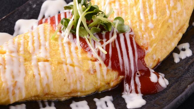 鉄板焼 天 - 料理写真:チーズオムレツ★