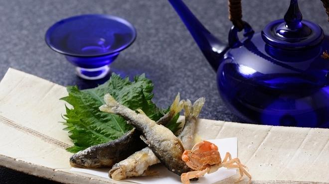 御料理 なつめ - 料理写真:旬のものをご提供