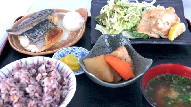 古民家食堂 - 料理写真:魚・さかな定食