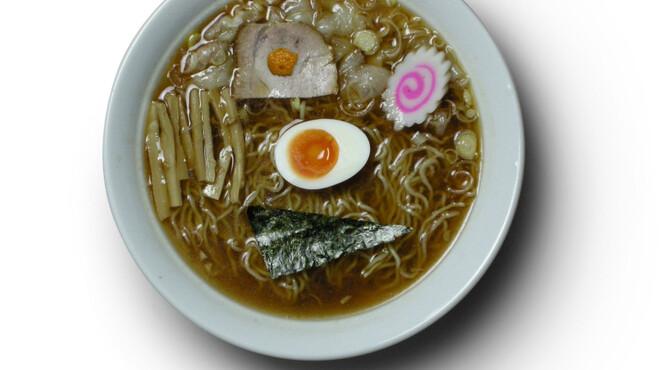 大海軒 - 料理写真: ワンタン麺 900円