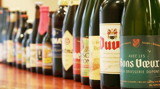 焼き鳥&ベルギービール ホップデュベル - メイン写真: