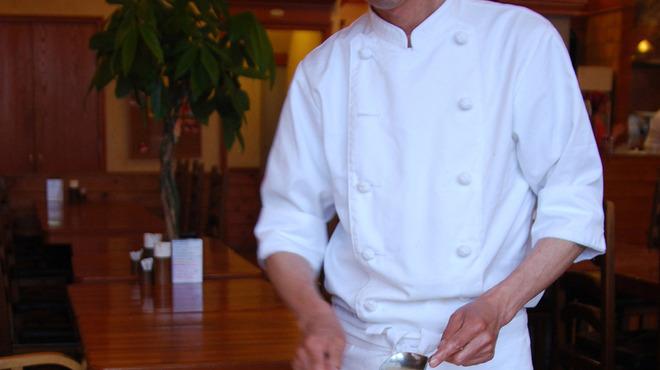 オールドヒッコリー - 料理写真: パルミジャーノレジャーノ