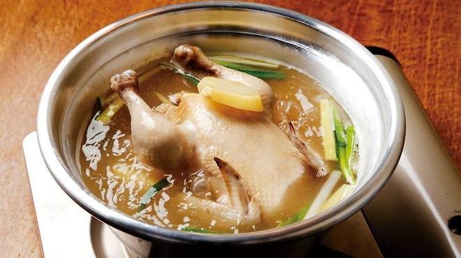 韓国鶏鍋 GOCHU - メイン写真: