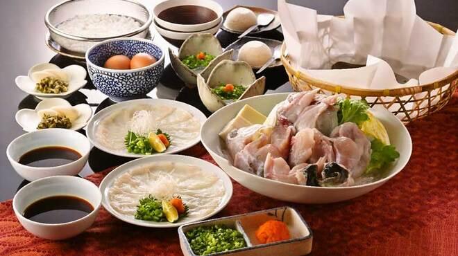 玄品ふぐ 左右海 - 料理写真:おいしいフグをたっぷり召し上がれ!
