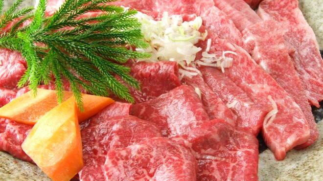 横濱焼肉 あぎゅう - 料理写真:お料理