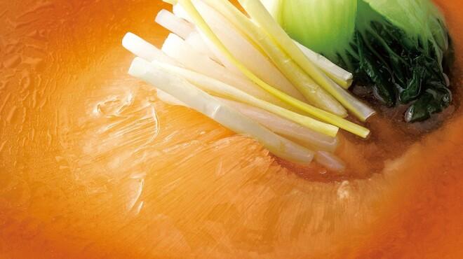 赤坂璃宮 - 料理写真:ふかひれの姿煮(メイン)