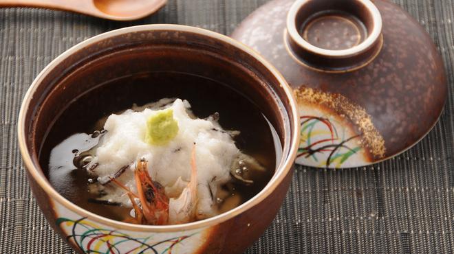 和 旬゛ - 料理写真:聖護院かぶら蒸し