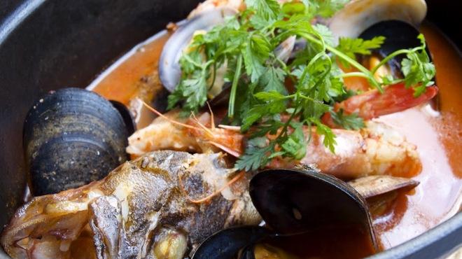 マザームーンカフェ - 料理写真:お魚料理一例