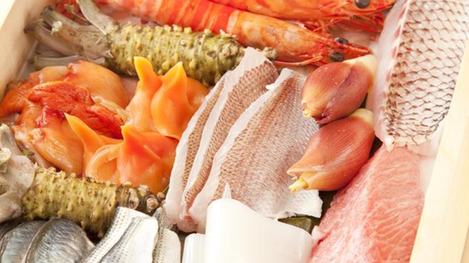 鯛良 - 料理写真:新鮮な食材