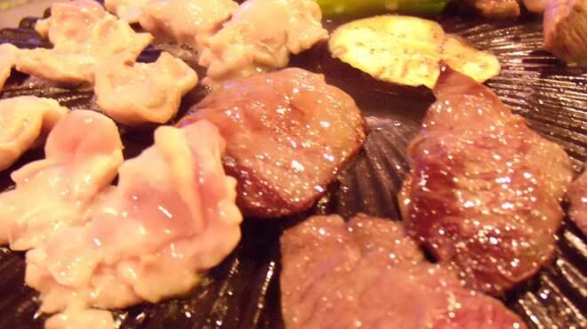 焼肉 ハラミ馬鹿 - 料理写真: