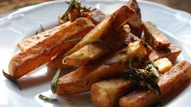 ソファリ - 料理写真:トスカーナ風フライドポテト